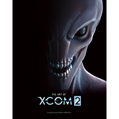 Артбук Insight Editions The Art of XCOM 2 [Hardcover]