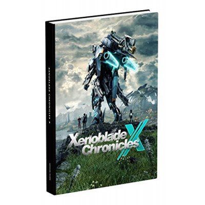 Руководство по игре Prima Games Xenoblade Chronicles X Collector's Edition Guide [Hardcover]