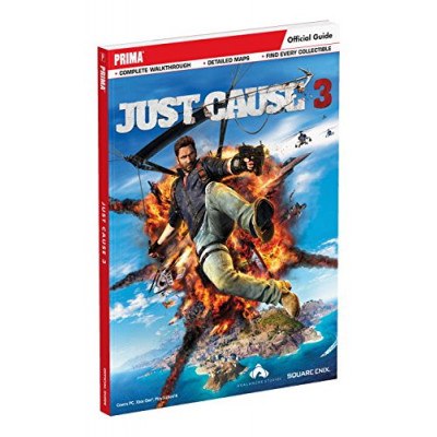 Руководство по игре Prima Games Just Cause 3 Standard Edition Guide [Paperback]