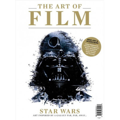 The Art Of Film: Star Wars [Paperback,Hardcover]