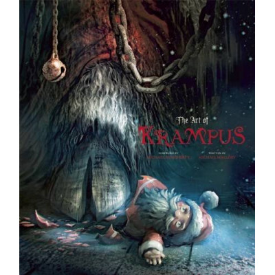 The Art of Krampus [Hardcover]
