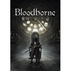 Bloodborne The Old Hunters Collector's Edition Guide [Hardcover]