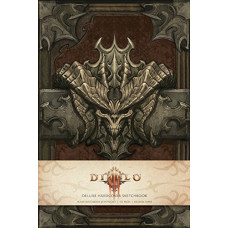 Diablo Deluxe Sketchbook [Hardcover]