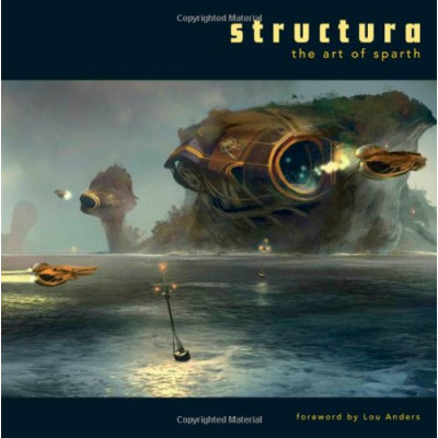 Structura: The Art of Sparth [Paperback,Hardcover]