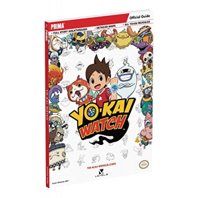 Yo-Kai Watch Standard Edition Guide [Paperback]
