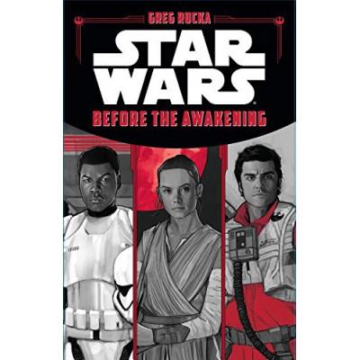Книга Disney Star Wars The Force Awakens: Before the Awakening [Hardcover]