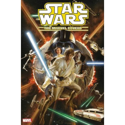 Star Wars: The Marvel Covers Vol. 1 [Paperback,Hardcover]