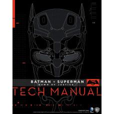 Batman V Superman: Dawn Of Justice: Tech Manual [Hardcover]