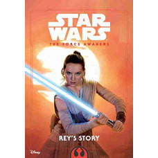 Star Wars The Force Awakens Chapter Book [Paperback]