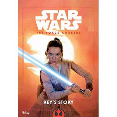 Книга LucasBooks Star Wars The Force Awakens Chapter Book [Paperback]