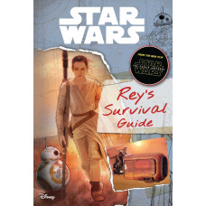 Star Wars: The Force Awakens: Rey's Survival Guide (Replica Journal) [Hardcover]