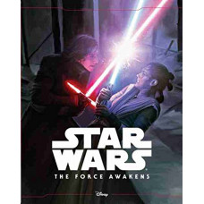 Star Wars The Force Awakens Storybook [Hardcover]