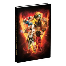 Street Fighter V Collector's Edition Guide [Hardcover]