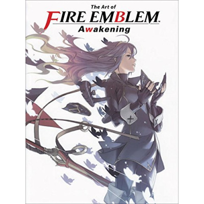 Артбук Dark Horse The Art of Fire Emblem: Awakening [Hardcover]