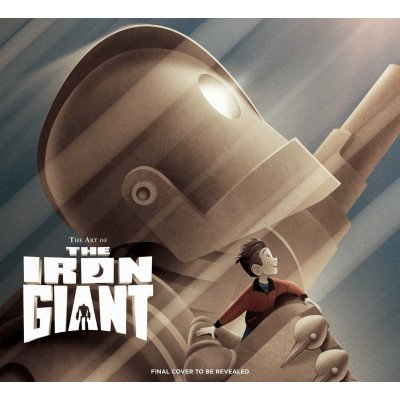 Артбук Insight Editions The Art of the Iron Giant [Hardcover]