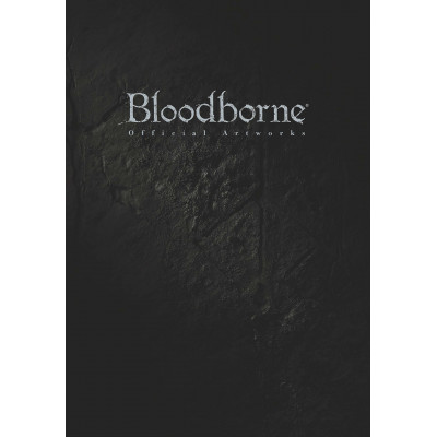 Артбук Kobunsha Bloodborne Official Artworks [Paperback]