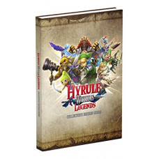 Hyrule Warriors Legends: Prima Official Guide [Hardcover]