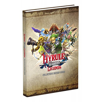 Руководство по игре Prima Games Hyrule Warriors Legends: Prima Official Guide [Hardcover]
