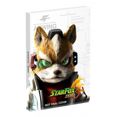 Star Fox Zero Collector's Edition Guide [Hardcover]