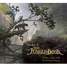 The Art of the Jungle Book [Hardcover]