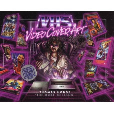 VHS Video Cover Art: 1980s to Early 1990s [Hardcover]
