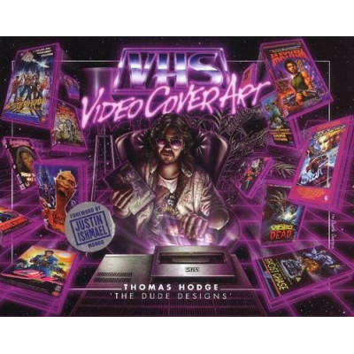 Артбук VHS Video Cover Art: 1980s to Early 1990s [Hardcover]