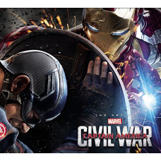 Marvel's Captain America: Civil War: The Art of the Movie [Hardcover]