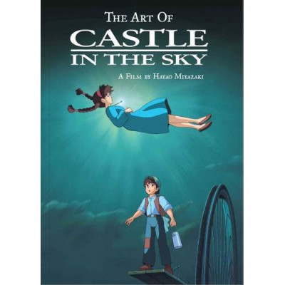 The Art of Castle in the Sky [Hardcover]