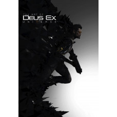 The Art of Deus Ex Universe [Hardcover]
