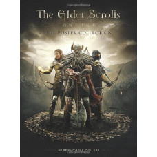 The Elder Scrolls Online: The Poster Collection [Paperback]