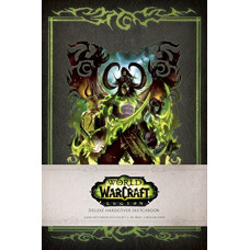 World of Warcraft: Legion Deluxe Hardcover Sketchbook [Hardcover]