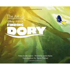 The Art of Finding Dory [Hardcover]
