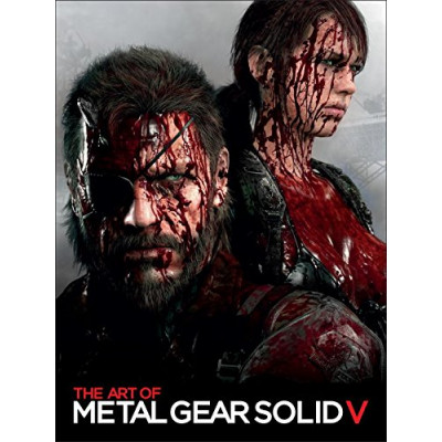 The Art of Metal Gear Solid V [Hardcover]