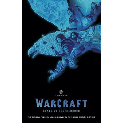 Комикс Legendary Comics Warcraft: Bonds of Brotherhood [Hardcover]