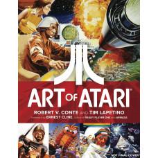 Art of Atari [Hardcover]