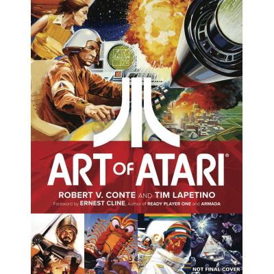 Art of Atari [Hardcover]
