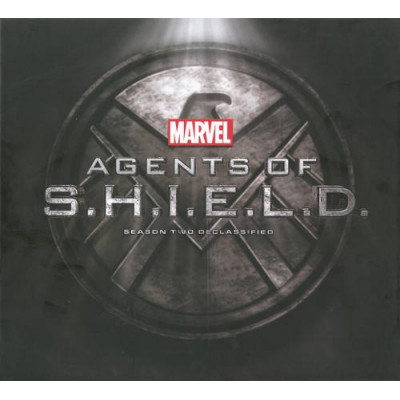 Артбук Marvel Marvel's Agents of S.H.I.E.L.D.: Season Two Declassified [Hardcover]