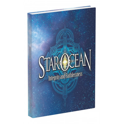 Руководство по игре Prima Games Star Ocean: Integrity and Faithlessness: Prima Collector's Edition Guide [Hardcover]