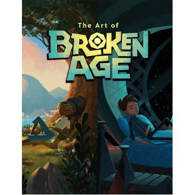 The Art of Broken Age [Hardcover]