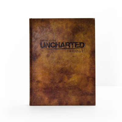 The Art of Uncharted Trilogy Limited Edition [Hardcover]