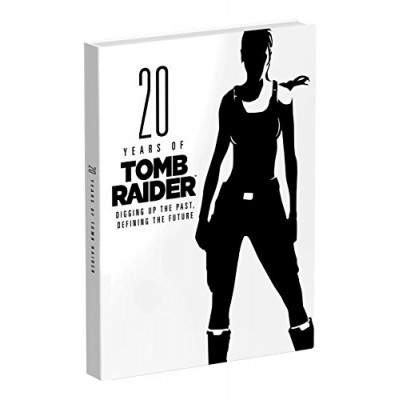 20 Years of Tomb Raider [Hardcover]