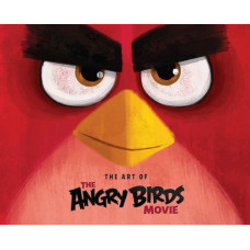 Angry Birds: The Art of the Angry Birds Movie [Hardcover]