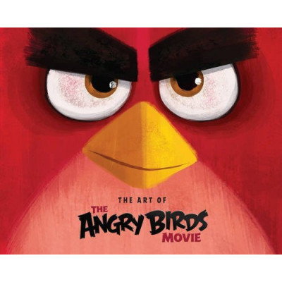Артбук IDW Publishing Angry Birds: The Art of the Angry Birds Movie [Hardcover]
