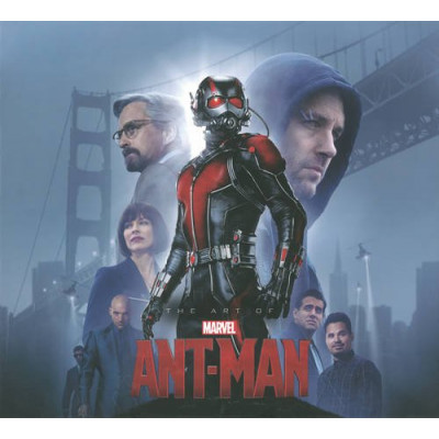 Marvel's Ant-Man: The Art of the Movie Slipcase [Hardcover]