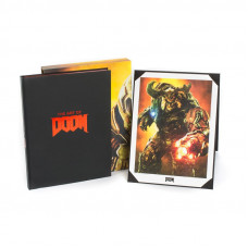 The Art of DOOM Limited Edition [Hardcover]