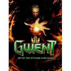 The Art of the Witcher: Gwent Gallery Collection [Hardcover]