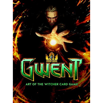 Артбук Dark Horse The Art of the Witcher: Gwent Gallery Collection [Hardcover]