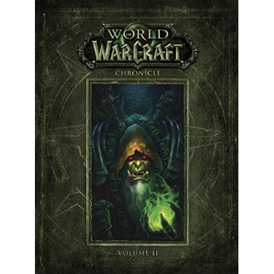 Книга Dark Horse World of Warcraft: Chronicle Volume 2 [Hardcover]