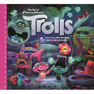 The Art of Trolls [Hardcover]