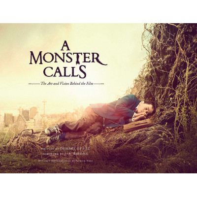 Артбук Insight Editions A Monster Calls: The Art and Vision Behind the Film [Hardcover]